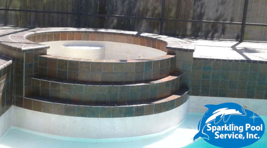 Pool Cleaning After Image